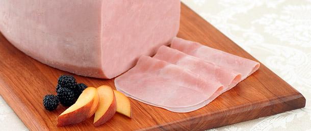 Branded Deluxe Ham