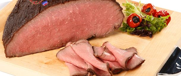 London Broil Cap-Off Top Round Oven Roasted Beef