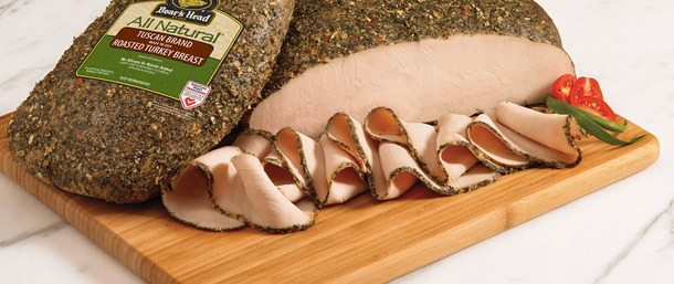 All Natural* Tuscan Brand Roasted Turkey Breast