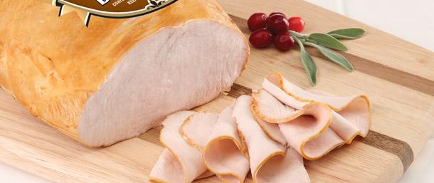 No Salt Added Oven Roasted Turkey Breast