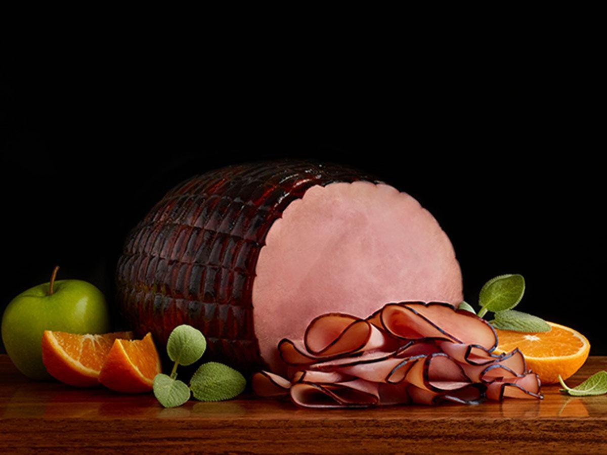 Maple Glazed Honey Coat® Ham   Boar's Head