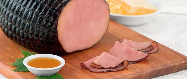 Maple Glazed Honey Coat® Ham