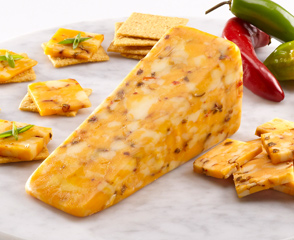 Bold 3 Pepper Colby Jack® Cheese