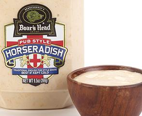 Pub Style Horseradish Sauce