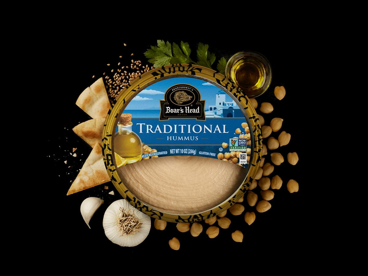 Traditional Hummus   Boar's Head