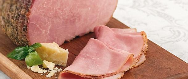 Pesto Parmesan Ham
