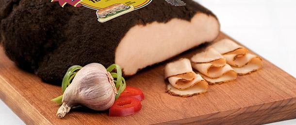 Pastrami Seasoned Turkey Breast