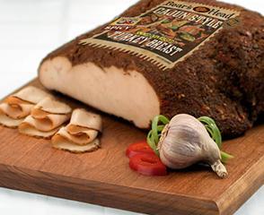 Bold Cajun Style Smoked Oven Roasted Turkey Breast