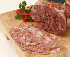 how to make head cheese from a pig& 39