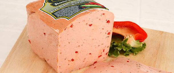 Pickle & Pepper Loaf