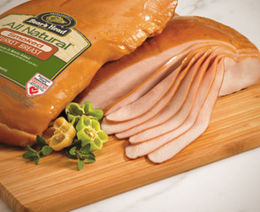 All Natural* Smoked Turkey Breast