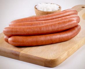 Beef Frankfurters (Natural Casing)