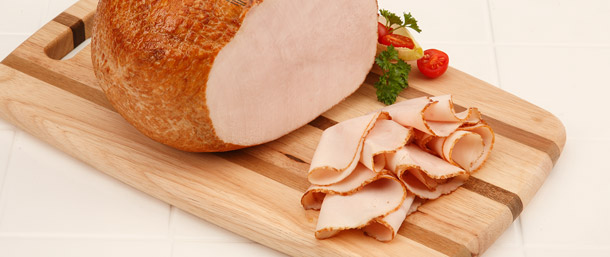 Golden Catering Style Oven Roasted Turkey Breast - 43% Lower Sodium