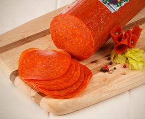 Sandwich Style Pepperoni