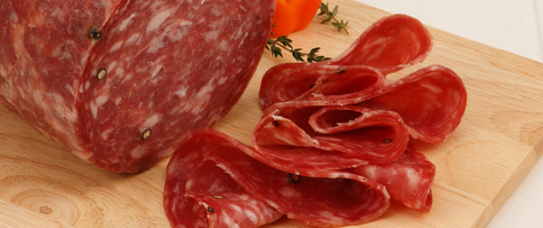 Sopressata Grande (Hot & Sweet)