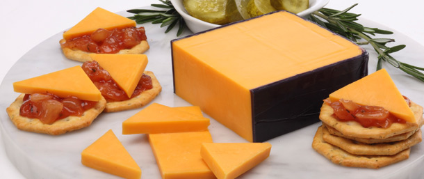 Sharp Wisconsin Cheddar Cheese