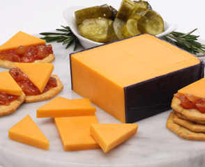 Sharp Wisconsin Cheddar Cheese