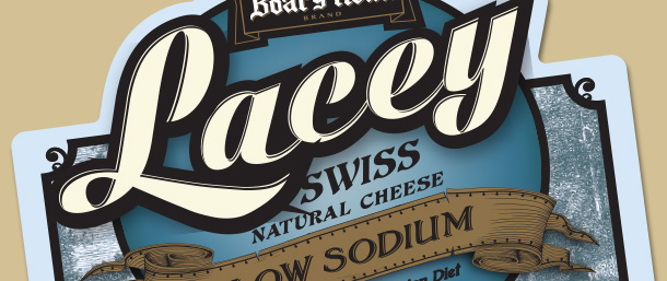 Lacey Swiss Cheese
