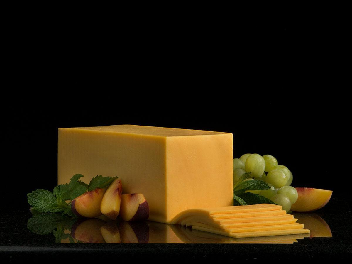 Lower Sodium American Cheese