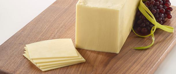 33% Lower Fat - 36% Lower Sodium American Cheese