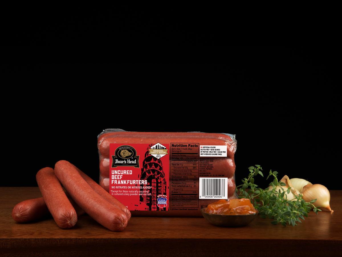 Bacon, Franks & Sausages   Premium Deli