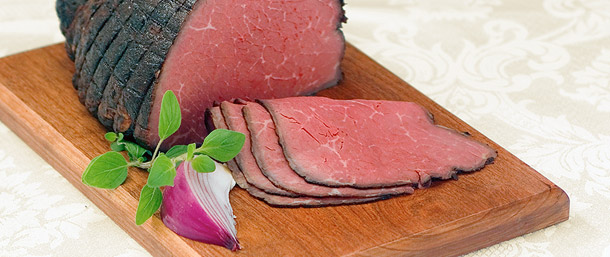 Londonport® Top Round Seasoned Roast Beef