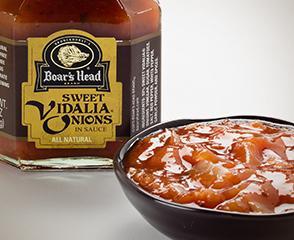 Sweet Vidalia® Onions in Sauce