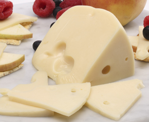 Baby Swiss Cheese