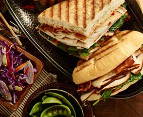 dip easy grilled chicken teriyaki panini grilled chicken teriyaki