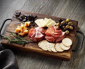 Charcuterie & Cheese Platter