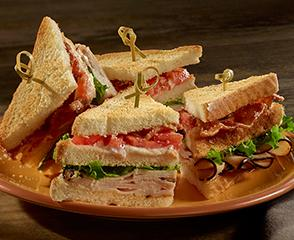 Maple Honey Turkey Club