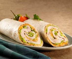Jerk Turkey® Pepper Wrap