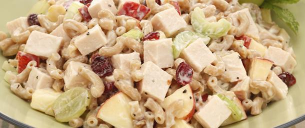 Lower Sodium Golden Classic® Chicken Pasta Salad