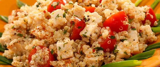 EverRoast® Chicken, Quinoa and Tomato Salad