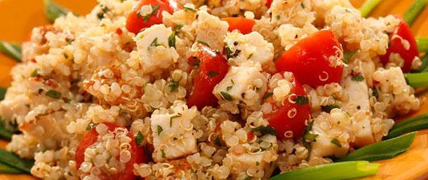 EverRoast® Chicken, Quinoa and Tomato Salad