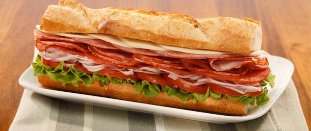recipes view all italian other delicacies classic italian sub cooking ...