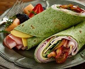 SmokeMaster™ Black Forest Ham & Caramelized Apple Wrap