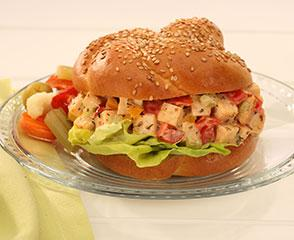 Pepperhouse Chicken-Salad Sandwich
