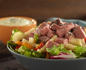 Deluxe Low Sodium Roast Beef Poppy Seed Salad