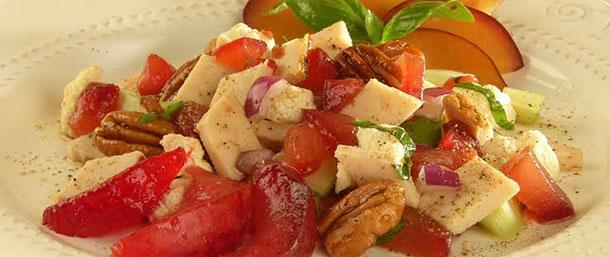 EverRoast® Chicken Chop Salad with Plum Dressing