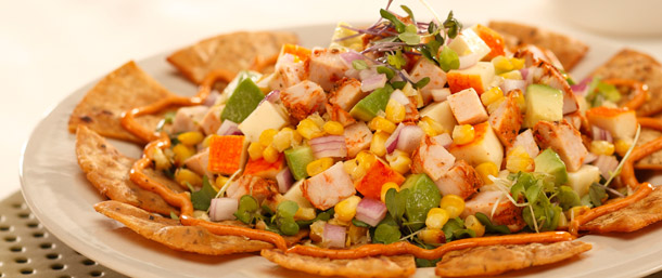 Salsalito® Turkey Appetizer