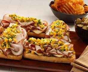 Caribbean Jerk Turkey® Sandwich