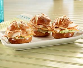 Ovengold® Turkey Slaw Sliders