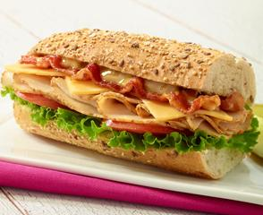 EverRoast® Chicken Club Sub