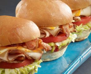 Jerk Turkey® Island Sliders