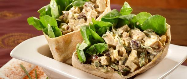 Ovengold® Turkey Sweet & Spicy Curry Pita