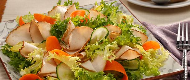 Rotisserie Seasoned Chicken and Endive Salad