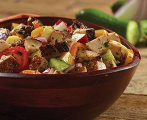 Bold Blackened Turkey Salad