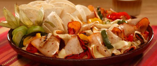 Salsalito® Turkey Tapas Melt