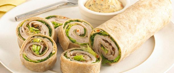 Ovengold® Turkey & Pepperhouse Gourmaise® Pinwheels